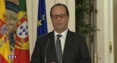 """Areva : """"Les acteurs de l'équipe de France du nucléaire doivent collaborer davantage"""", déclare Hollande"""