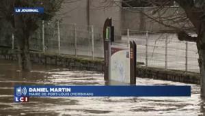 Inondations : l'état de catastrophe naturelle reconnu pour la Bretagne et les Alpes-Maritimes