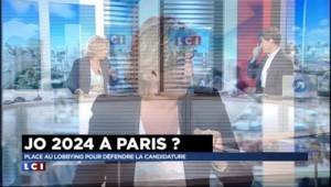 """JO 2024 : Mike Lee, """"l'homme clé"""" du lobbying, défendra la candidature de Paris"""