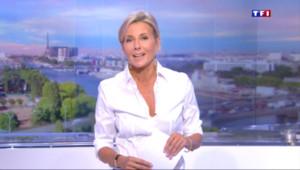Le 20 heures du 13 septembre 2015 : Les adieux de Claire Chazal aux téléspectateurs de TF1 - 2346
