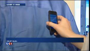 Les smartphones ont des applications pour venir en aide aux aveugles.