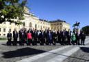 """Onze pays présents au sommet du G20 ont appelé vendredi à une """"réponse internationale forte"""" suite à l'usage d'armes chimiques en Syrie."""