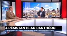 """Panthéonisation : """"La France devrait sortir de cette imagerie de la Résistance"""""""