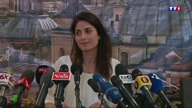 Virginia Raggi, maire de Rome : le choix anti-système d'habitants excédés