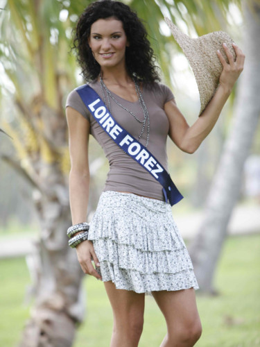 Miss Loire-Forez - Marion Léoncini : Candidate Miss France 2010