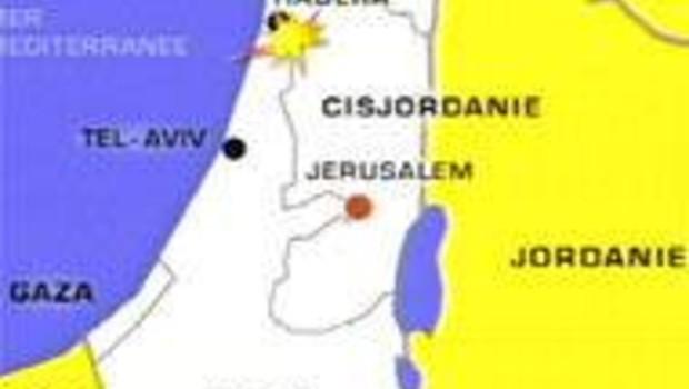 attentat israel hadera