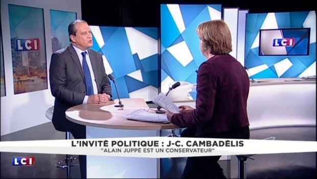 """Cambadélis : """"Avec la cohérence"""" de Hollande """"on aura assaini la France"""""""