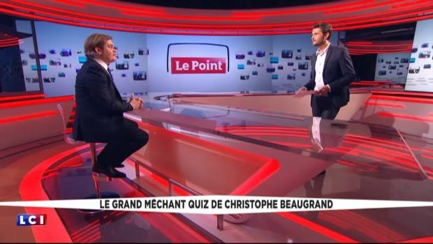 Le Grand méchant quiz de Christophe Beaugrand