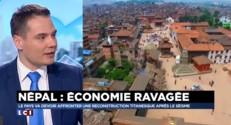"""Séisme au Népal : les dégâts estimés """"entre 5 et 10 milliards"""", selon un économiste"""