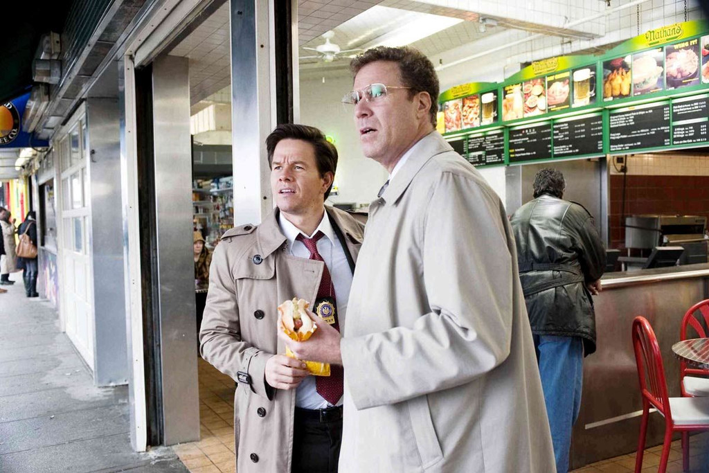 Very Bad Cops de Adam McKay, Mark Wahlberg et Will Ferrell