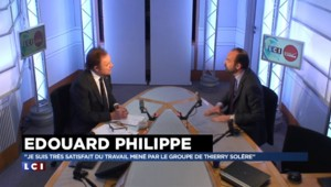 """Edouard Philippe, le maire UMP du Havre, réclame """"une primaire la plus ouverte possible"""""""