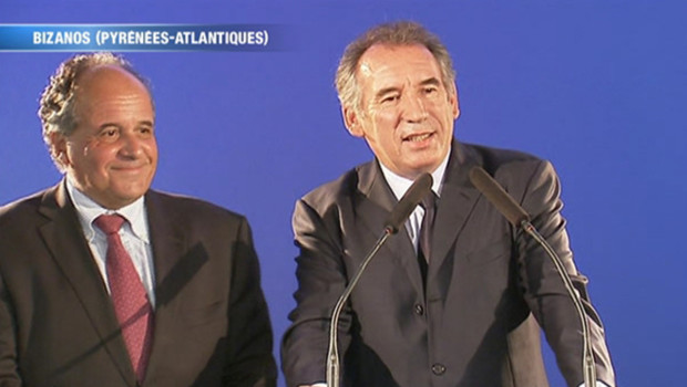 François Bayrou sur TF1