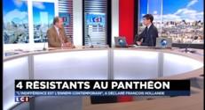 """La panthéonisation, """"une messe républicaine"""" ?"""