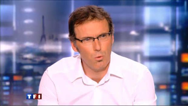 """Laurent Blanc au 20h : """"les joueurs ont manqué d'intelligence"""""""