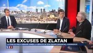 """Propos d'Ibrahimovic sur la France : """"C'est tout sauf un martyr de la société"""" pour Jacques Vendroux"""