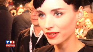 """Rooney Mara dans Millénium : """"Lisbeth Salander ne peut être rangée dans une case"""""""