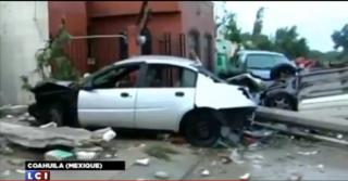 Mexique : une tornade dans le nord du pays fait au moins 11 morts