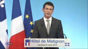 """Valls : le nouveau projet """"est de nature à apaiser les choses"""" à Sivens"""