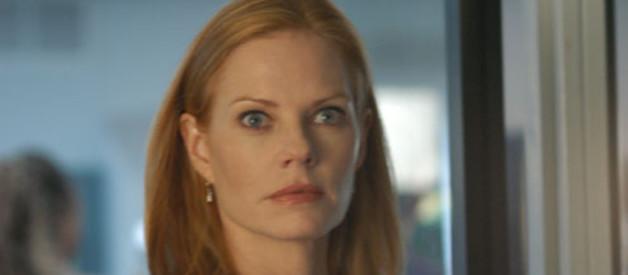 Catherine Willows (Marg Helgenberger) dans Les Experts Las Vegas, Saison 4 Episode 8