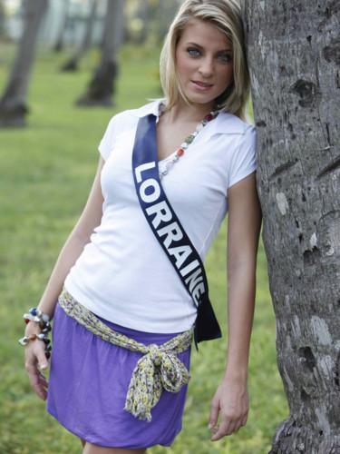 Miss Lorraine 2009 - Garau Marina : candidate Miss France 2010