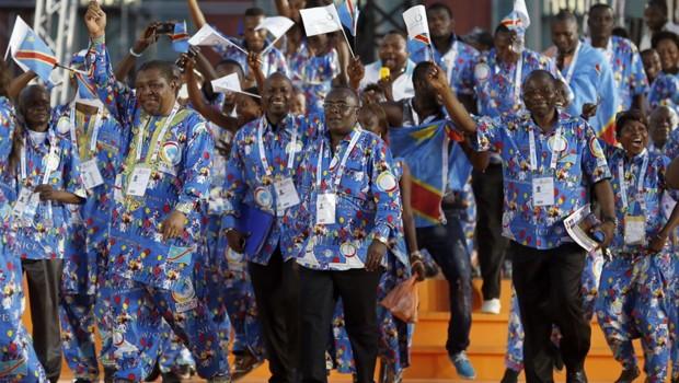 7 sportifs de la délégation du Congo ont disparu le 8 septembre à Nice