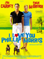 Affiche du film I Love You Phillip Morris