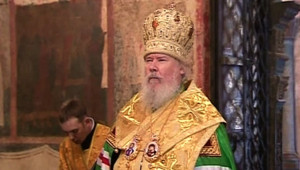alexis II patriarche de russie