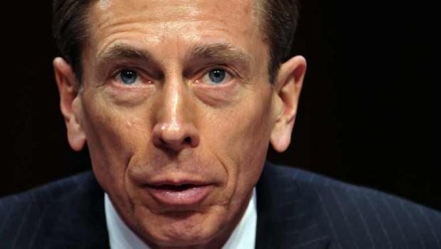 David Petraeus, l'ancien patron de la CIA, le 31 janvier 2012 à Washington DC.