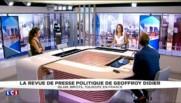 Geoffroy Didier, Vice Président LR de la région Ile-de-France fait sa revue de presse