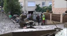 Le 20 heures du 19 septembre 2014 : Intemp�es : meurtrie, Lamalou-les-bains refait surface - 1010.738