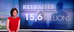 Les chiffres clés de la retraite en France