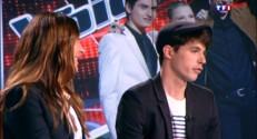 """""""Un premier contact assez fort avec Zazie"""", Lilian Renaud explique ses débuts dans """"The Voice"""""""