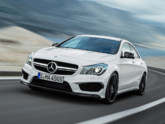 Mercedes CLA 45 AMG 2013