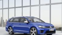 300 chevaux sous le capot et un 0-100 km/h expédié en 5,1 secondes : telles sont les caractéristiques techniques de la Volkswagen Golf R Variant présentée au Salon de Los Angeles 2014.