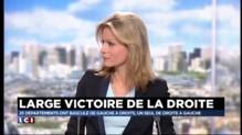 """Départementales : """"Marine Le Pen est en train d'appliquer méthodiquement son plan"""""""