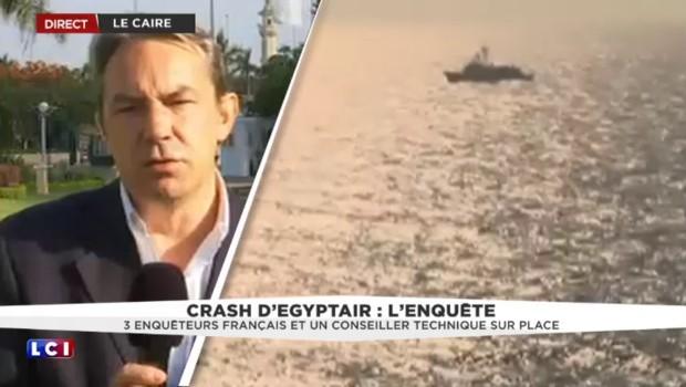 Disparition du vol Paris-Le Caire : l'Égypte devrait se montrer coopérante