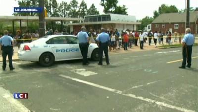 Ferguson : la vidéo d'un jeune Noir abattu par la police rendue publique