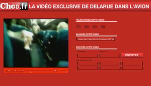 La page d'accueil de la vidéo