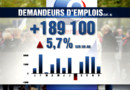 Le 20 heures du 27 janvier 2015 : 420 chômeurs en plus chaque jour, l'année 2014 plus noire que 2013 - 711.118066040039
