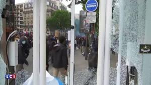 Loi Travail : à Paris, la manifestation dégénère, 26 personnes ont été blessées