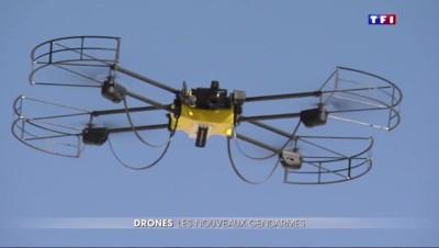 Sécurité routière : des drones pour surveiller les automobilistes