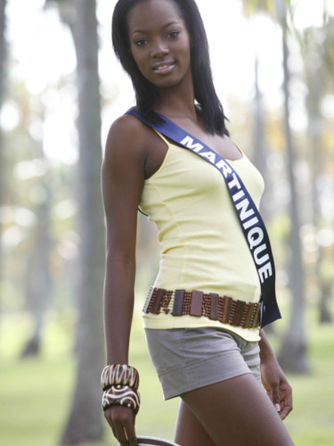 Miss Martinique 2009 - Cindy Chenière : candidate Miss France 2010