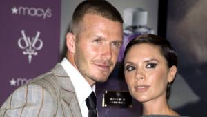 David et Victoria Beckham