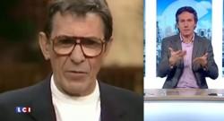 "Décès de Leonard Nimoy, Monsieur Spock de ""Star Trek"""