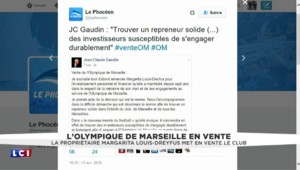 L'Olympique de Marseille mis en vente : les internautes rêvent d'un riche investisseur