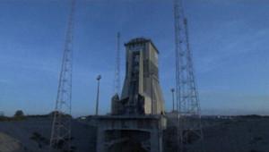 La fusée russe Soyouz