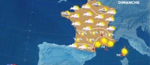 La météo de ce vendredi : ambiance électrique avant la régression des orages