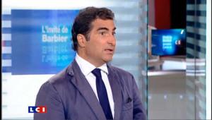 LCI - Christian Jacob est l'invité politique de Christophe Barbier