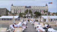 Le 13 heures du 14 mai 2013 : A Cannes, l%u2019h Carlton f son centenaire - 2134.642