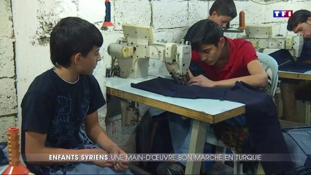 Turquie : des enfants réfugiés syriens transformés en main-d'œuvre bon marché